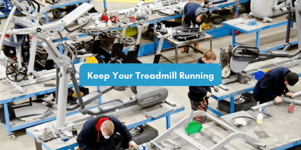 Maintaining Treadmill