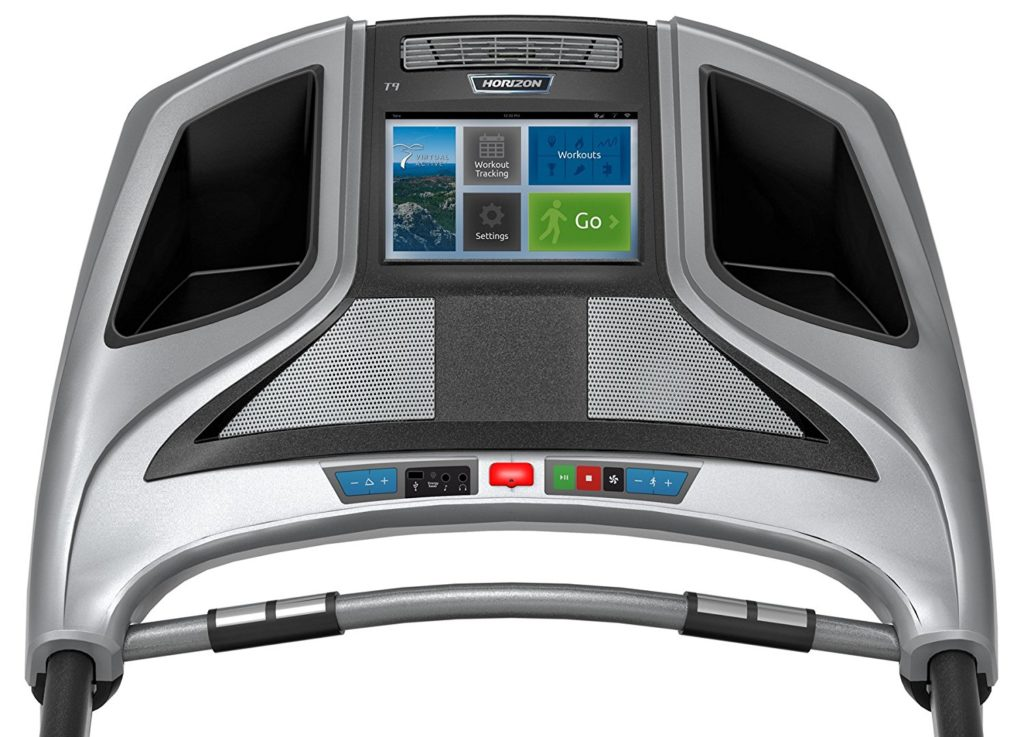 Horizon Fitness Elite T9 Treadmill-1