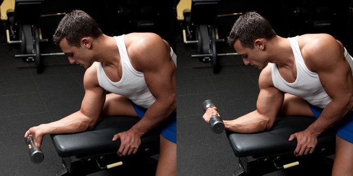dumbbell arm workout routine (13)