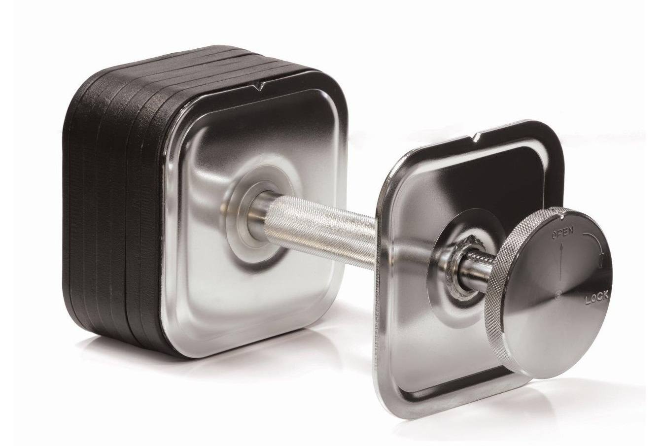 Ironmaster adjustable dumbbells