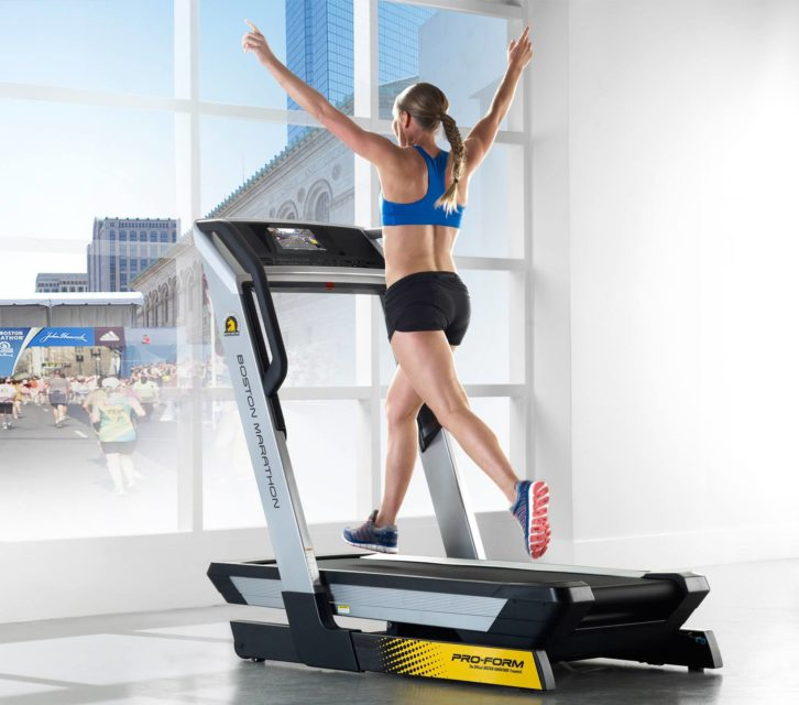Proform – The Official Boston Marathon Treadmill 4.0 Review