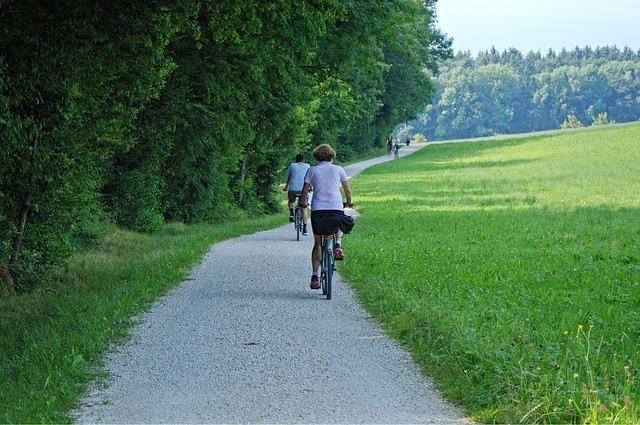 How Can Cycling benefits to your health